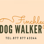 Finchley Dog Walker Logo